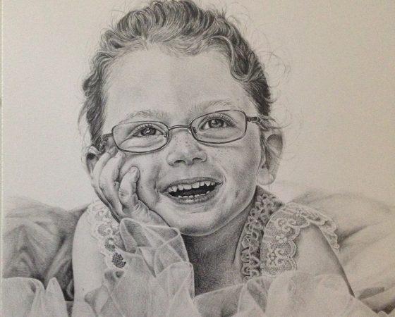Girl in Tutu